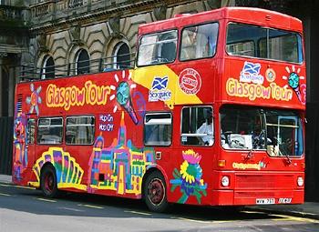 Sight Seeing Bus