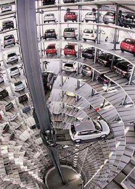 Multi Level Car Park
