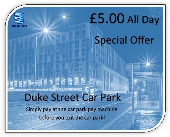 Duke Street £5 Special