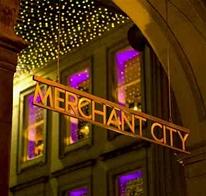 Merchant City At Night