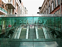 Buchanan Street Subway